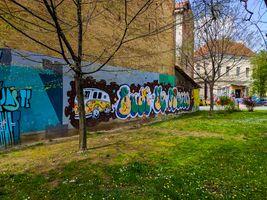 Graffiti art I
