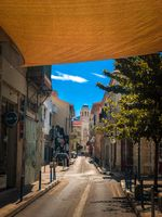 Street capture while exploring new streets, Cyprus