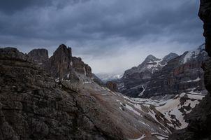 Mordor - mountain view in Südtirol