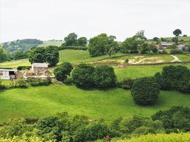 Farms in the North York Moors