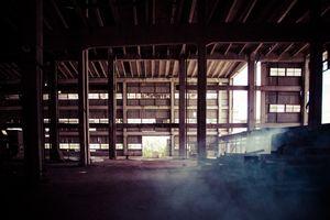 Abandoned factory 1