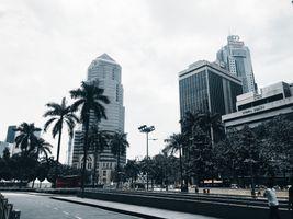 Street At Malaysia