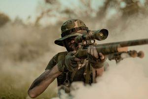Airsoft sniper