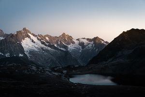 Lac de Fenêtre - Switzerland