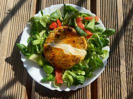 Grilled_camembert_salad