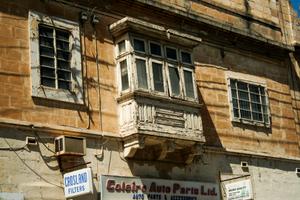 Old Maltese balcony