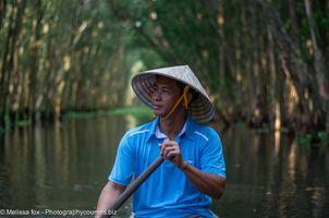 Boatman - Tra Su Forest