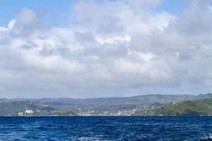 View to Samana Marina