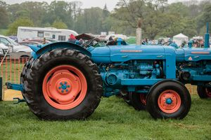 Fordson_Super_Major Tractor