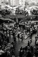 Flea Market in Barcelona