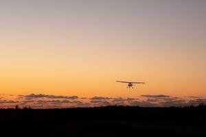Late Takeoff