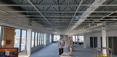 Construction Site Indoor