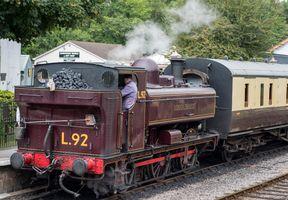 Locomotive Buckfast Steam Railway