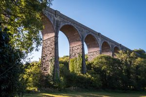 Porth Kerry Viaduct