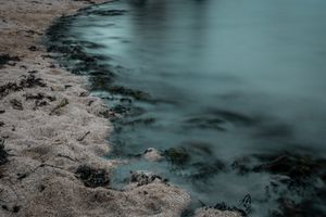Turquoise Sea and Beige Sand - Ireland