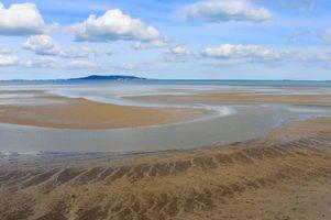 Sandymount Strand - Sea and Sand
