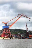 Gothenburg Harbor 2 HDR