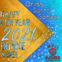 Happy New Year 2021 by Kamer Artdiction