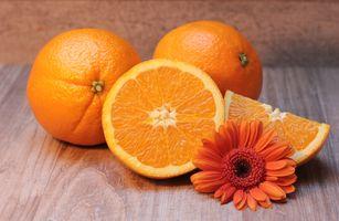 Oranges Citrus Fruits