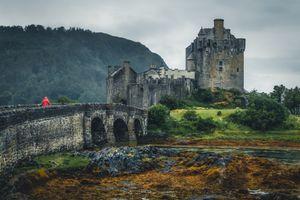 Eilean Donan Castle - Kyle of Lochalsh, Scotland