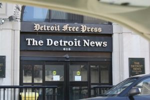 Detroit city news building