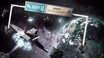 Earth - At your own risk