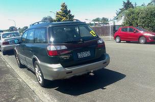 Subaru Outback H6-3.0