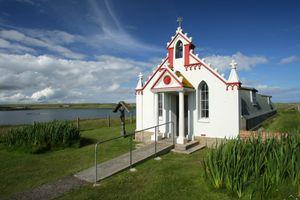 Italian-chapel-outside