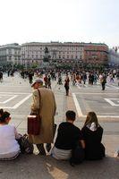 Routine - Milan, Italy