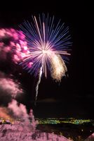Fireworks in Alta, Norway. Happy New Year!