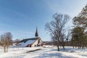 Leirbotn church