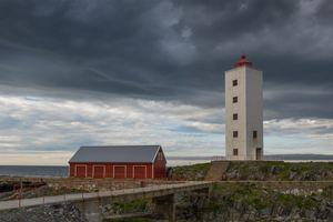 Kjølneset lighthouse