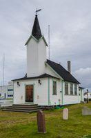 Vardø old church