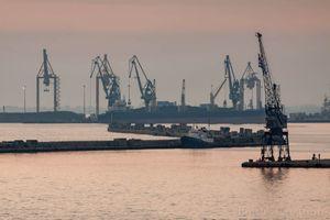 Thessaloniki Harbour