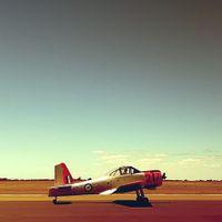 A WWII plane