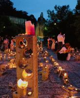 Oya Candle Light Summer Nights