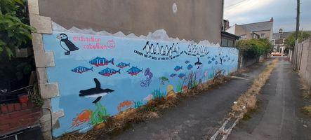 Street Art, Canton, Cardiff