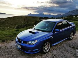 Subaru Impreza WRX STI Tuning Project