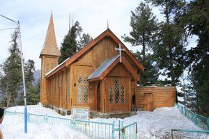 Nathia Gali ST. Mathew's Church