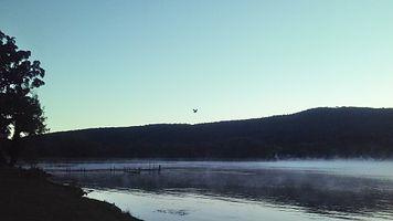 Keuka Lake sunrise