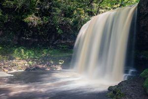 Sg?d Clun-Gwyn Waterfalls