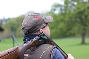 Beretta clay shoot