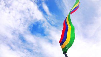 Mauritian Flag