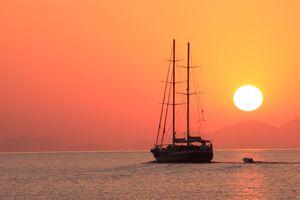 Sunrise Ship