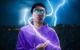 Thunder guy
