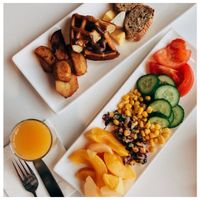 Breakfast in Moscow