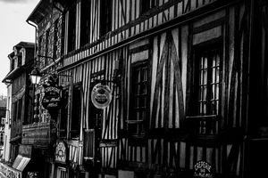 Normandy facade