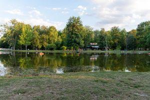 Skopje Gradski Park / North Macedonia-2