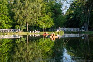 Skopje Gradski Park / North Macedoni