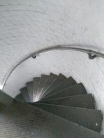 Lighthouse stairs going down